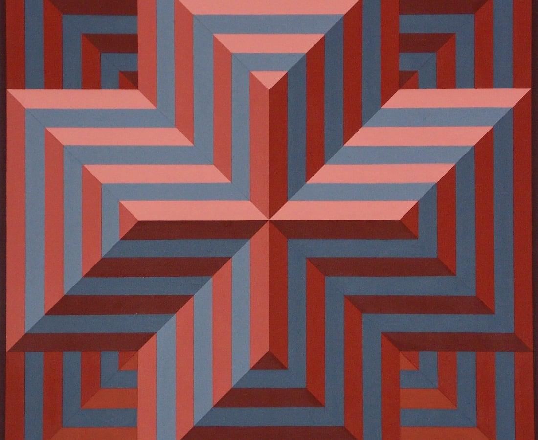 ROY OSBORNE, Emblem Study 42 : Double Cross, 2013