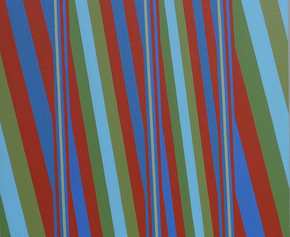 ROY OSBORNE, Bends 77 (Bends series), 2010