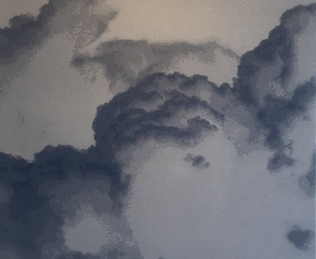 SONJA WEBER, Sky Moments 852, 2007