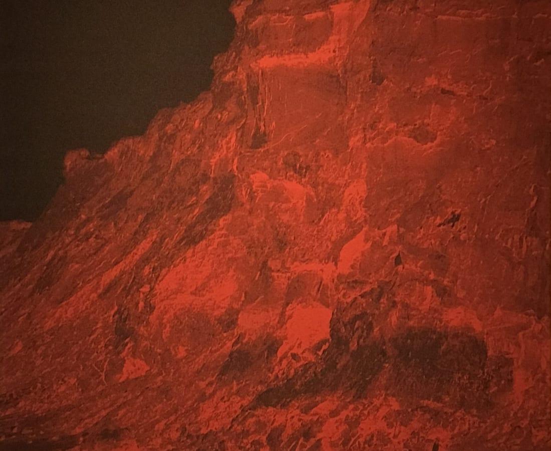 SONJA WEBER, Red Cliffs 1135, 2010