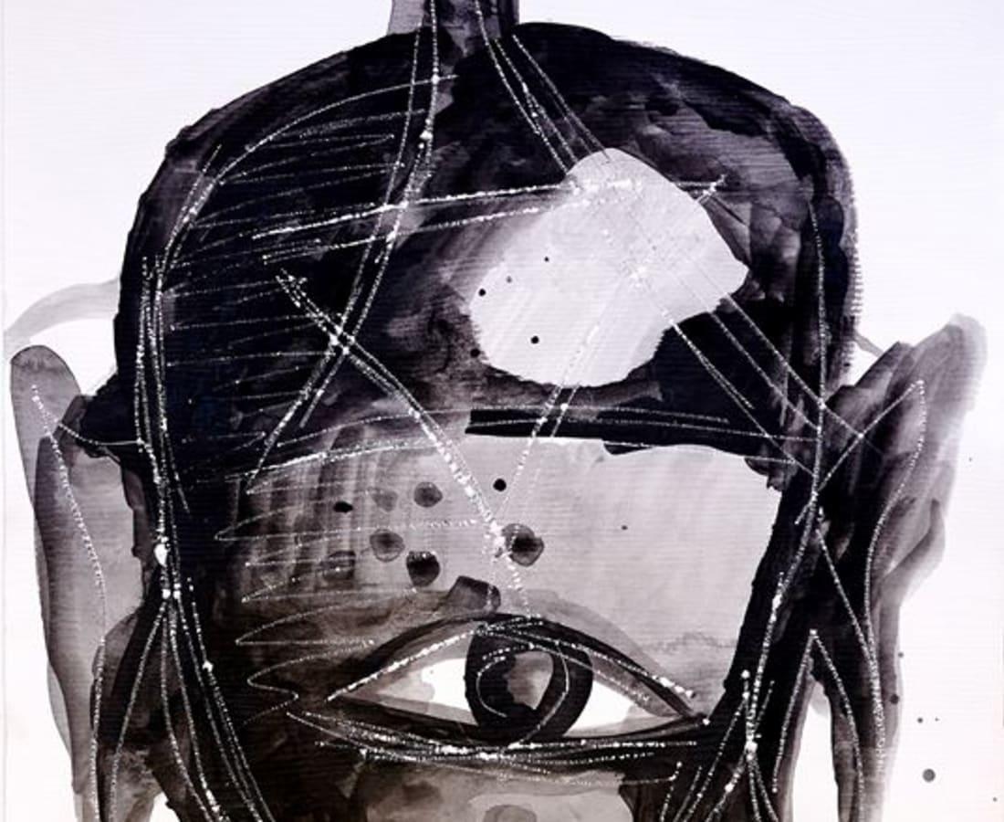 Ange-Arthur Koua, Sran Blê (l'homme noir) 4, 2019