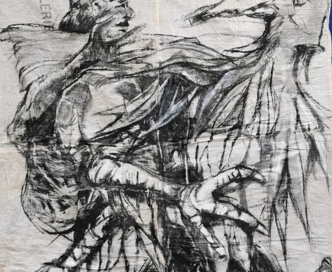 Ange-Arthur Koua, Titi sran kouati'm (Les héros pour toujours), 2020