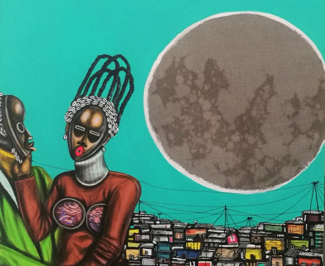 Obou Gbai, Nous deux, 2020