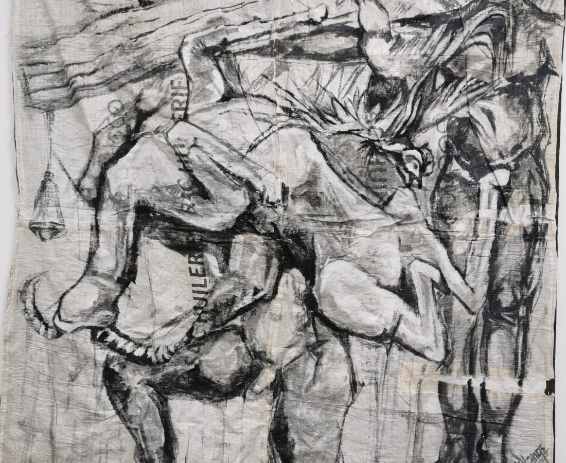 Ange-Arthur Koua, Lalafouê sran kouati'm 2 (Les héros des temps anciens), 2020