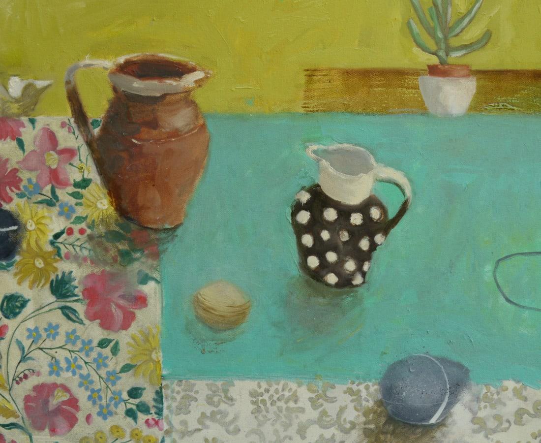 Gillian Gathercole, Summer Still Life