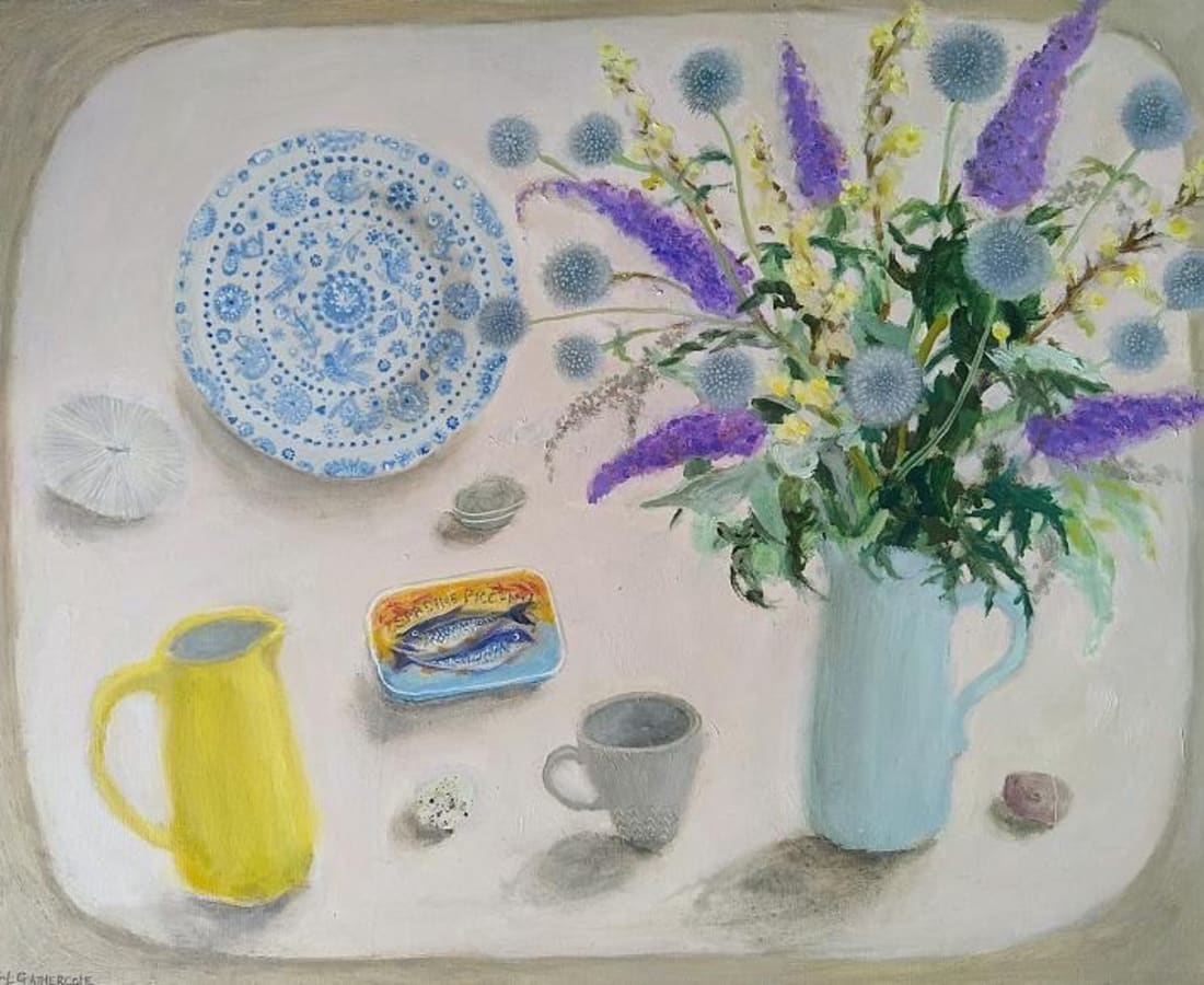 Gillian Gathercole, Queen's Plate & Marion's Flowers