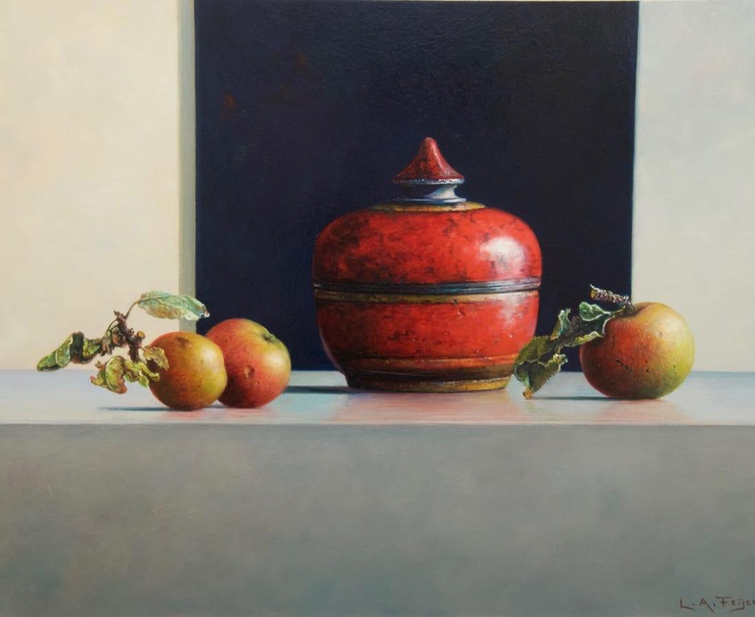Lion Feijen, Tikka Pot with Apples