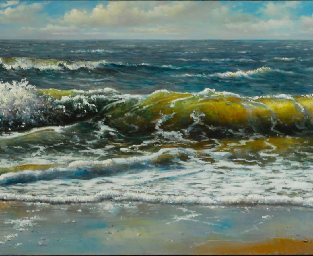 Lion Feijen, North Sea Waves