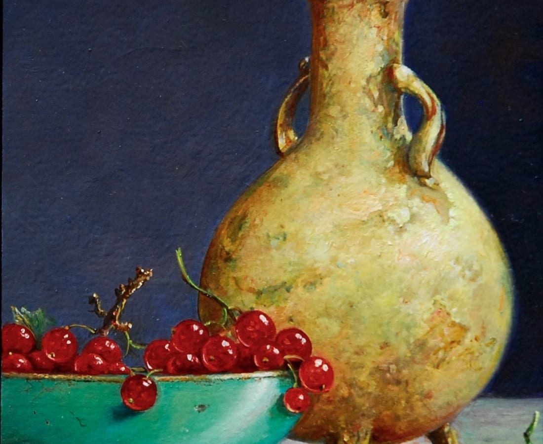 Lion Feijen, Golden Bottle from Teheran