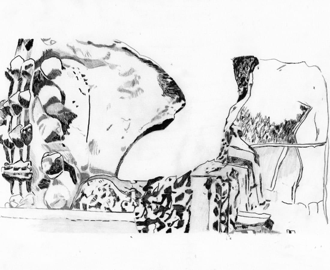 Florentijn de Boer, Drawing - 1