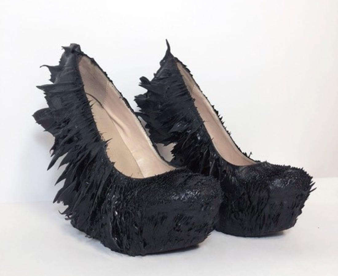 Iris van Herpen, Magnetic Motion Shoes