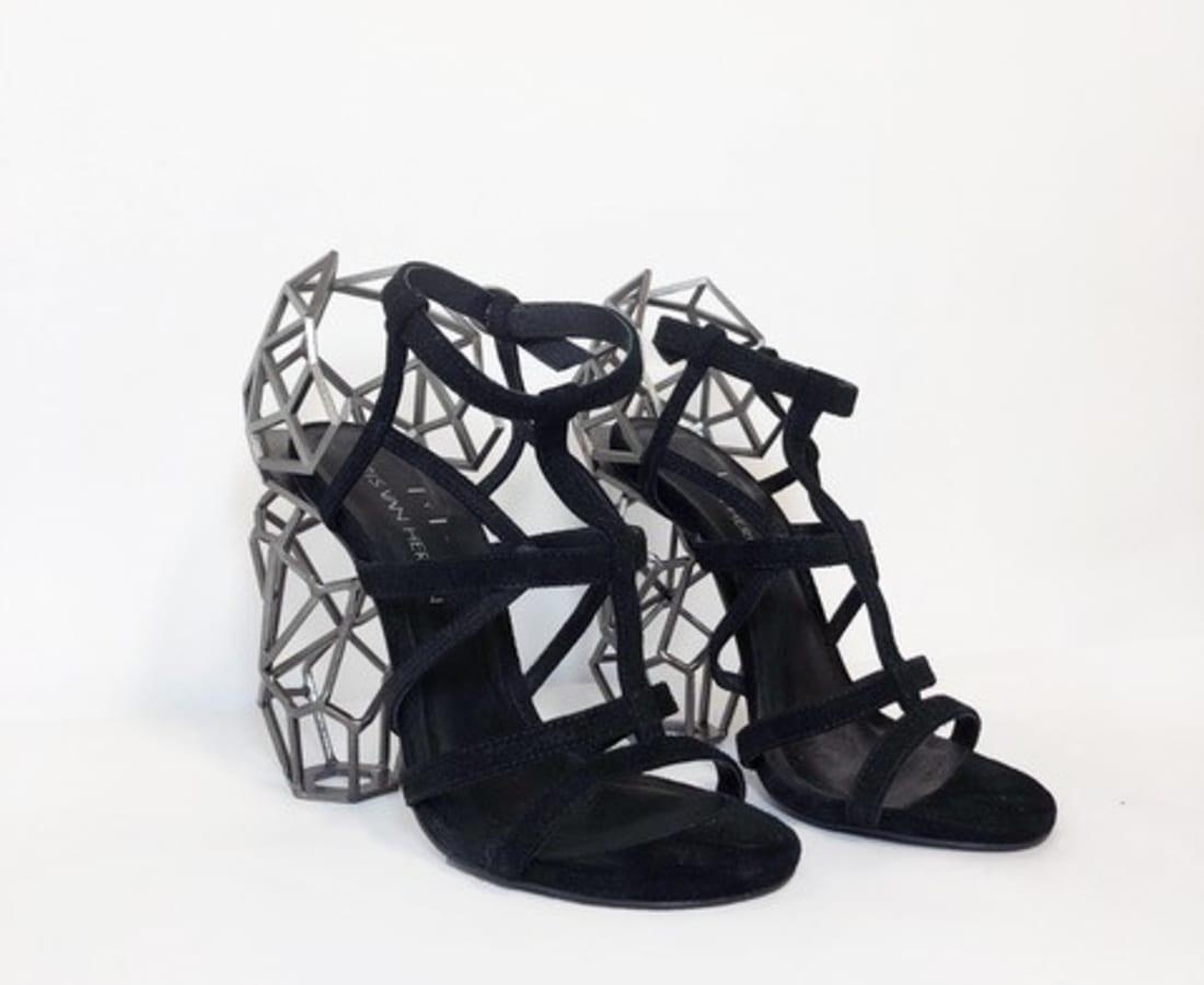 Iris van Herpen, Aeriform Shoes l
