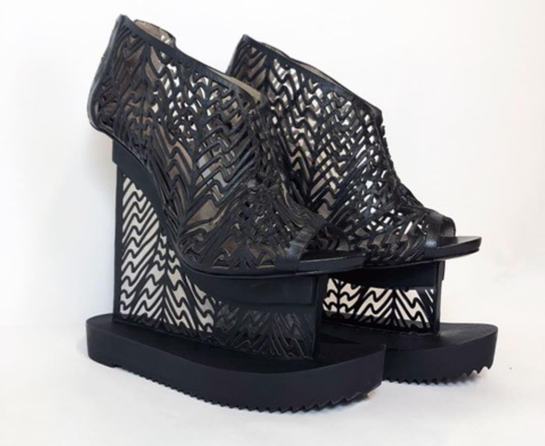Iris van Herpen, Seijaku Shoes