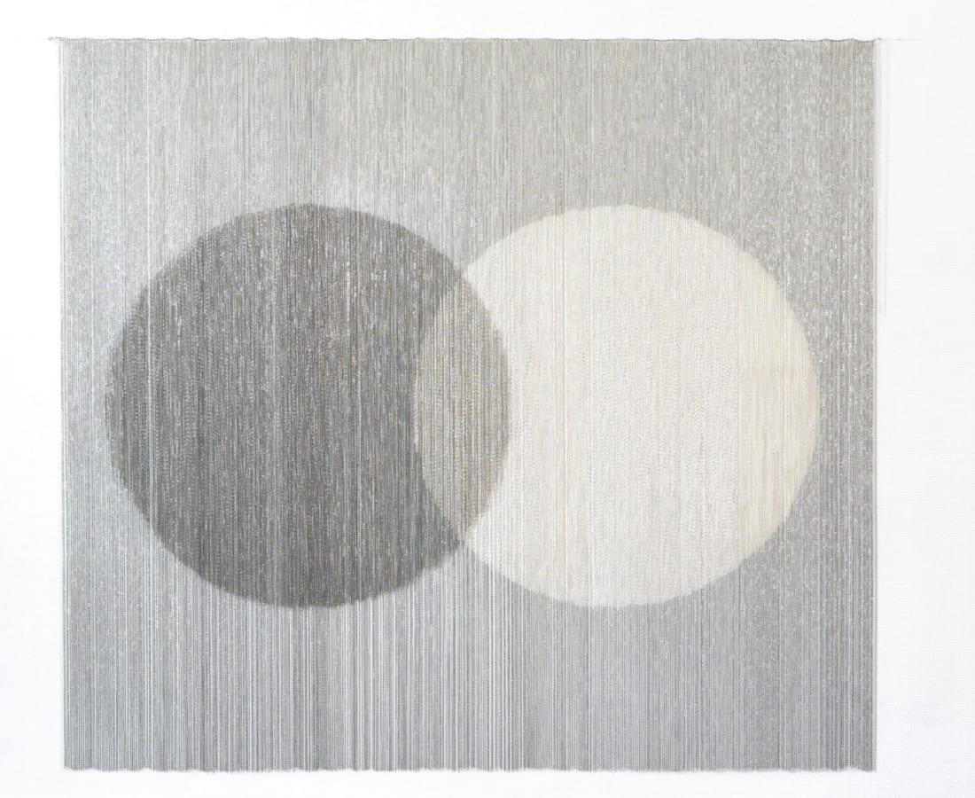 Bregje Sliepenbeek, Chain Tapestry, 2020