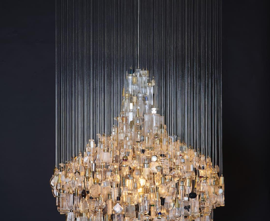 Diederik Schneemann, Essence chandelier