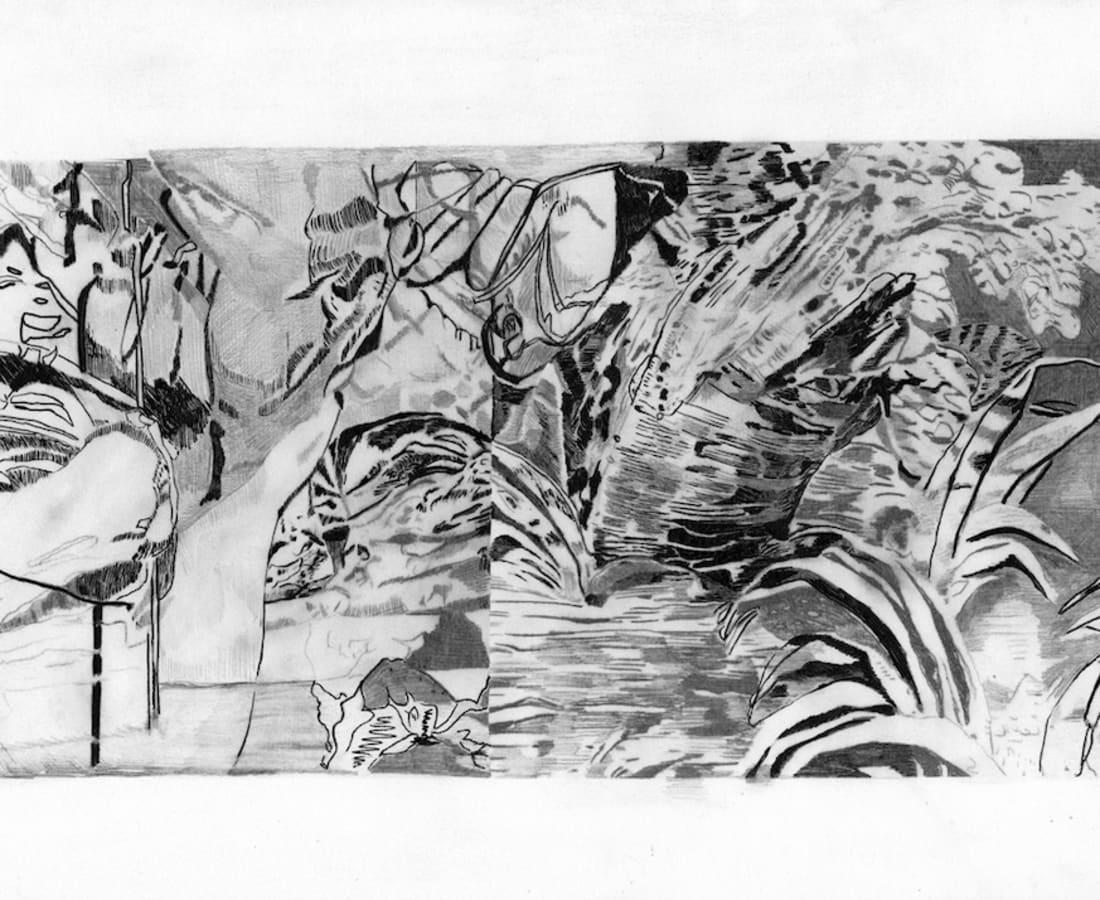 Florentijn de Boer, Drawing - 13