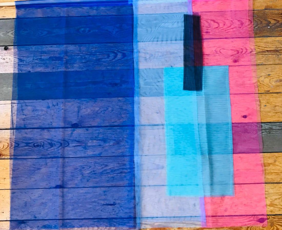 Mariadela Araujo, Planos Cromaticos - medium I