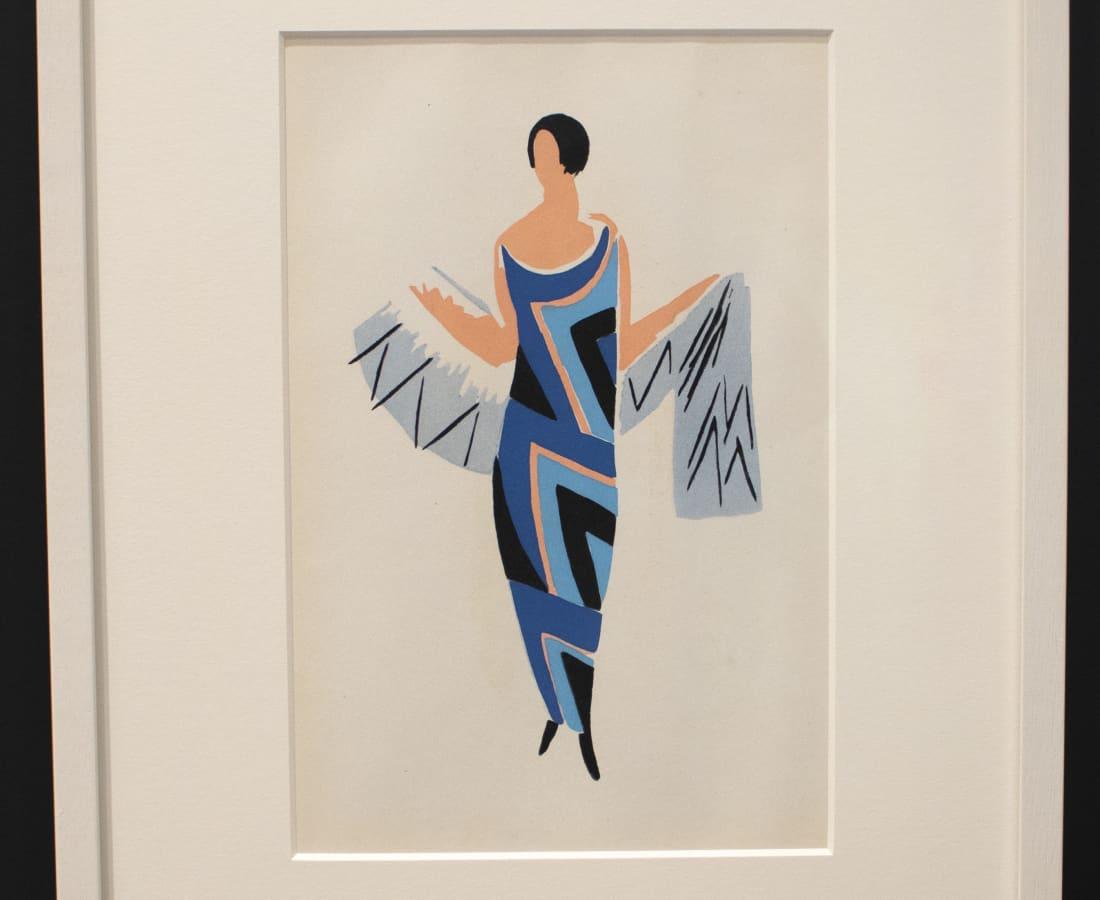 Sonia Delaunay, Untitled - 2, 1969