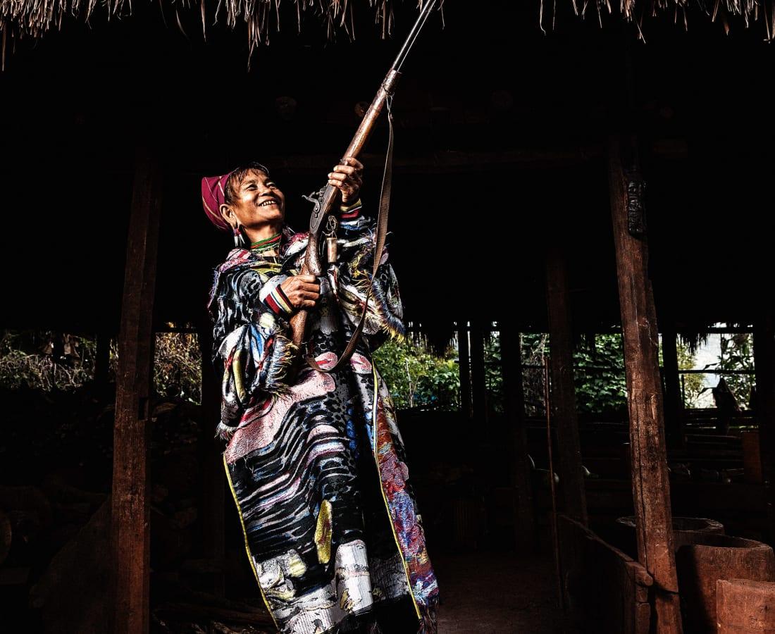Tatchatrin Choeychom, KOH MYAR - The Feisty Rifle