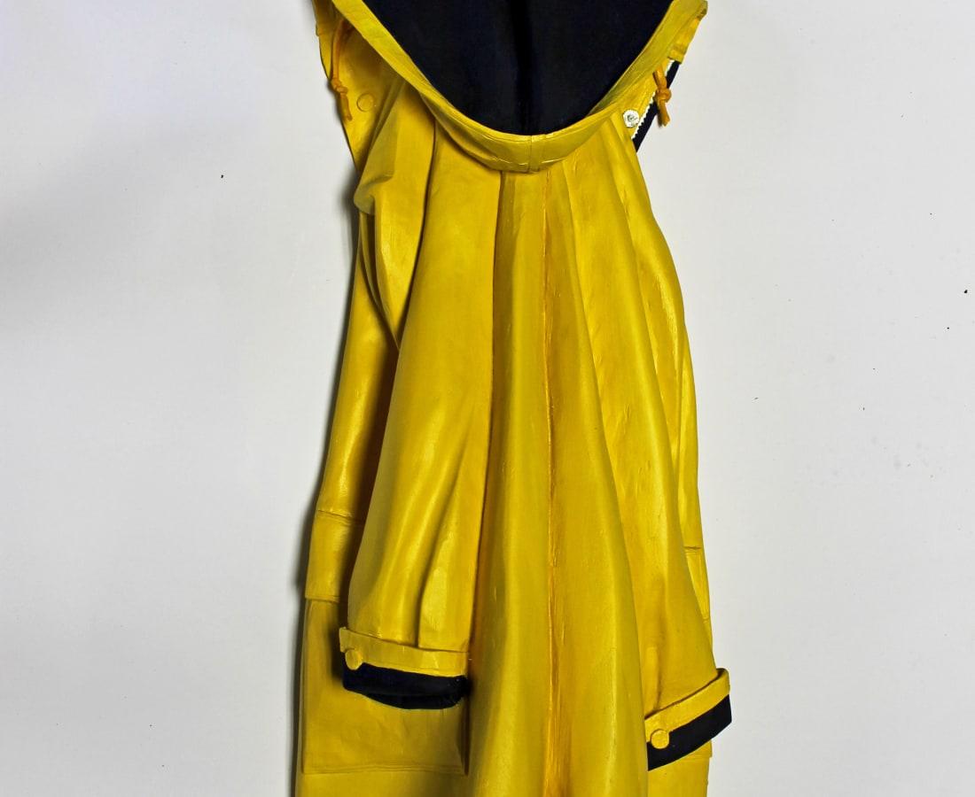 Jessi Strixner, Rain coat, 2020