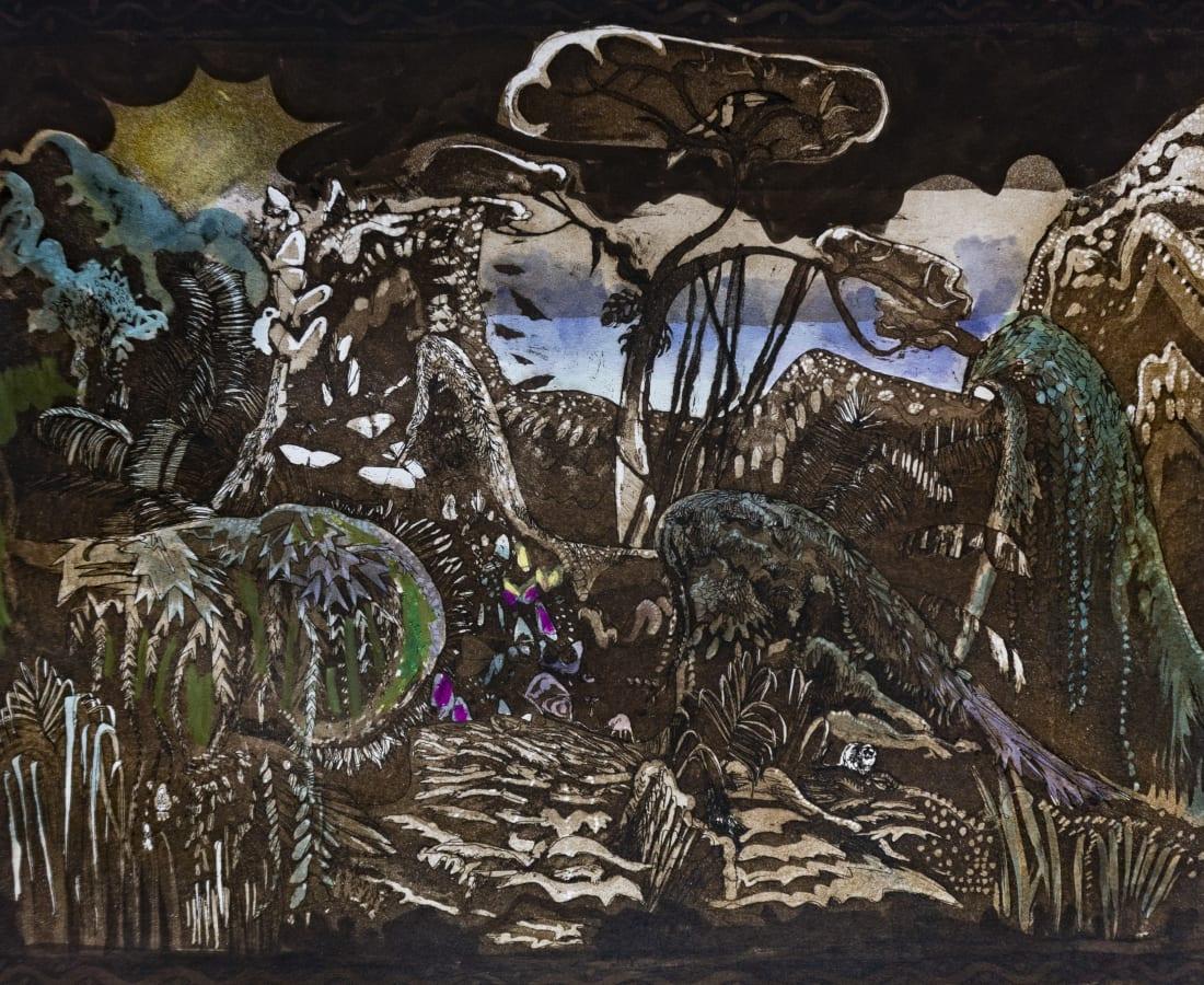 Sophie Steengracht, Cloud forest creatures