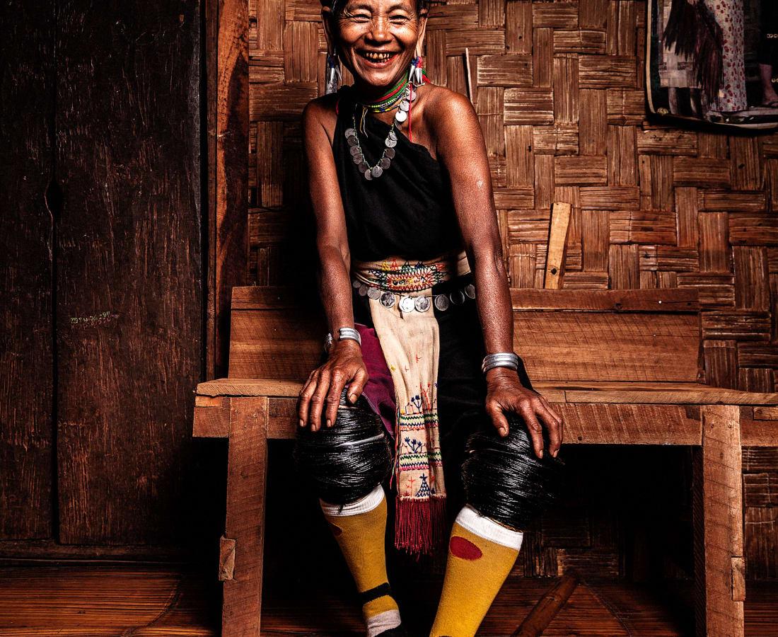Tatchatrin Choeychom, KOH MYAR - The Lady of Daw Ta Ma Gyi