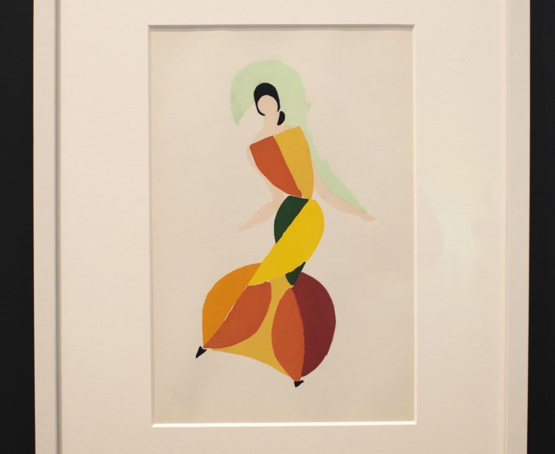 Sonia Delaunay, Untitled - 5, 1969