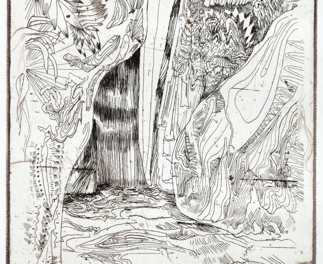 Sophie Steengracht, Waterfall