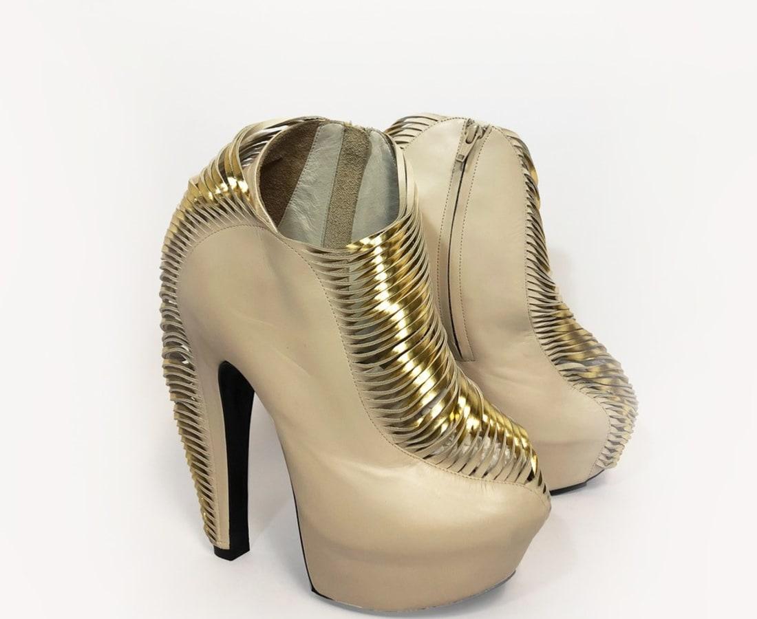 Iris van Herpen, Synesthesia Shoes