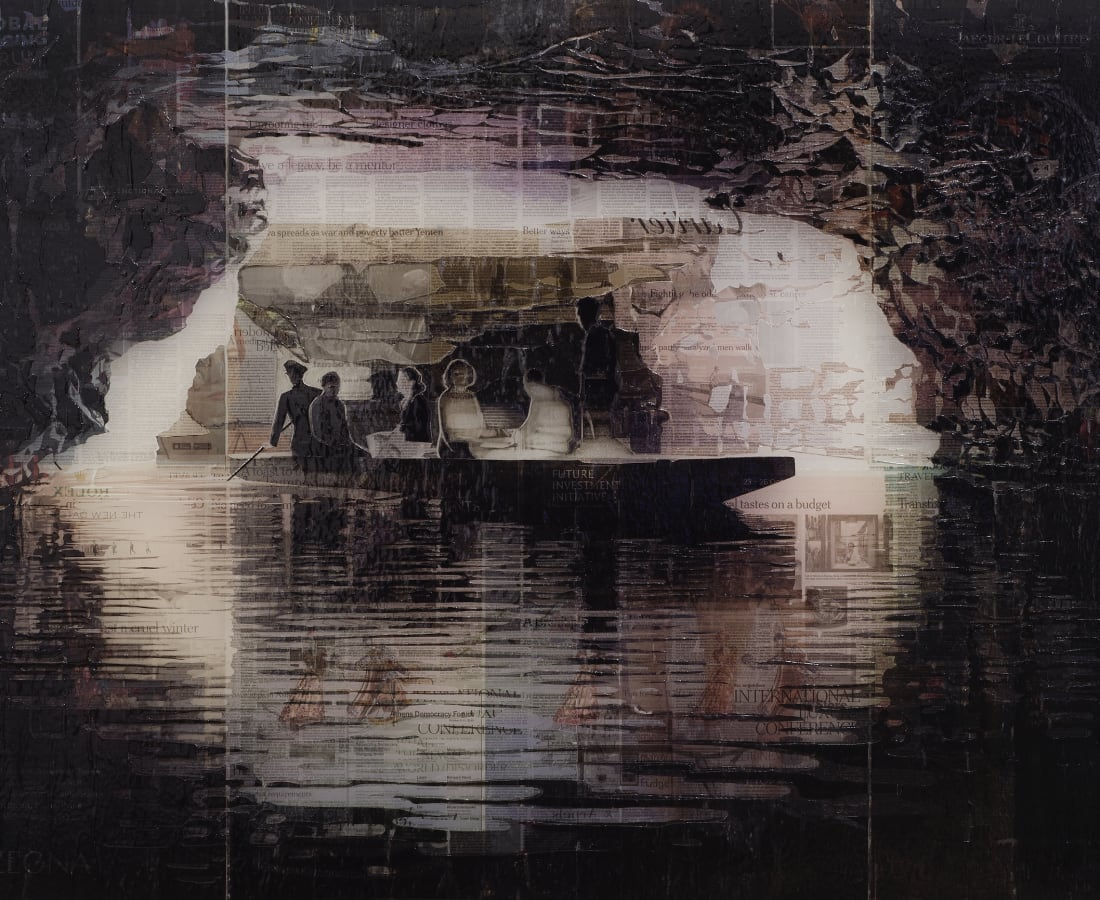 Martijn Hesseling, Cave