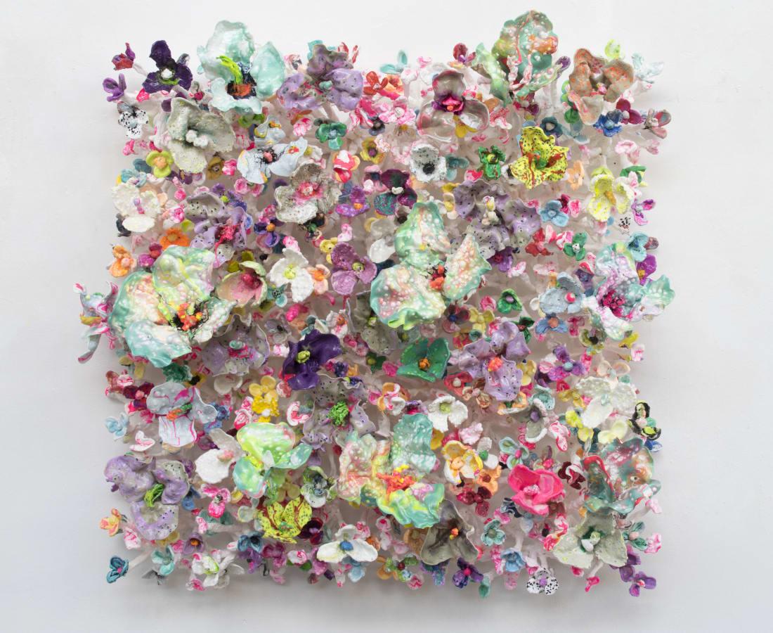 Stefan Gross, Flower Bonanza - SciFi Rococo