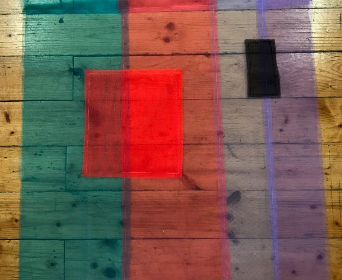 Mariadela Araujo, Planos Cromaticos - medium II