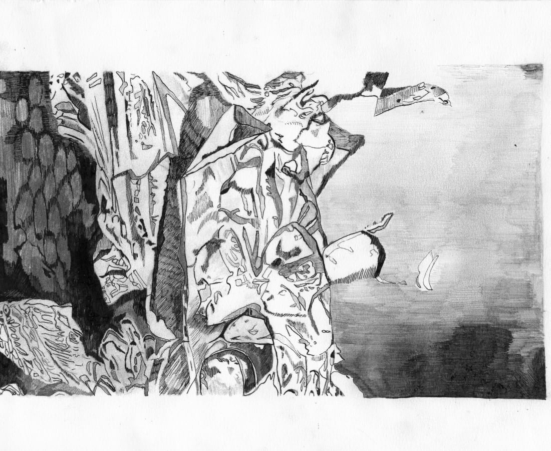 Florentijn de Boer, Drawing - 4