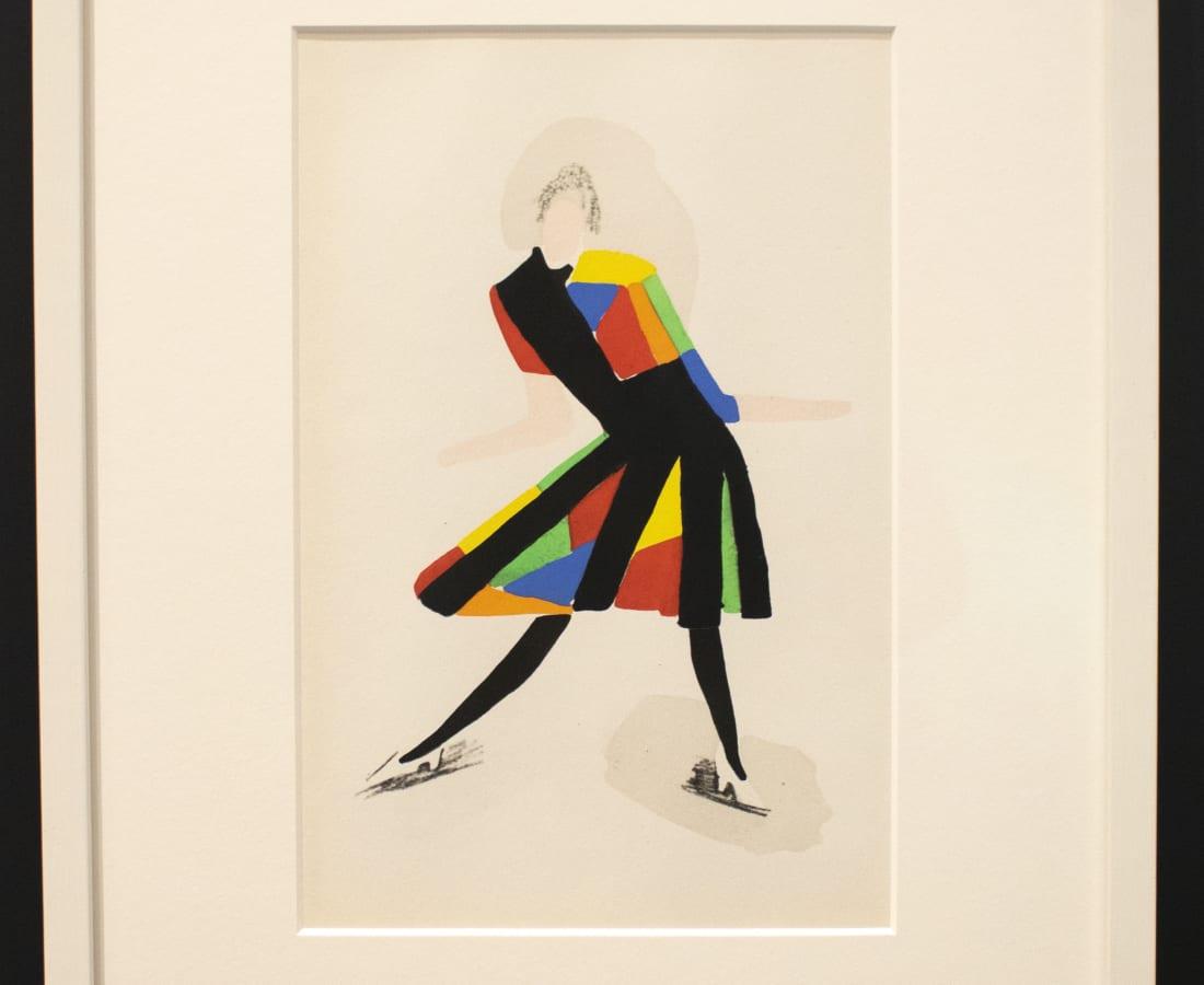 Sonia Delaunay, Untitled - 3, 1969