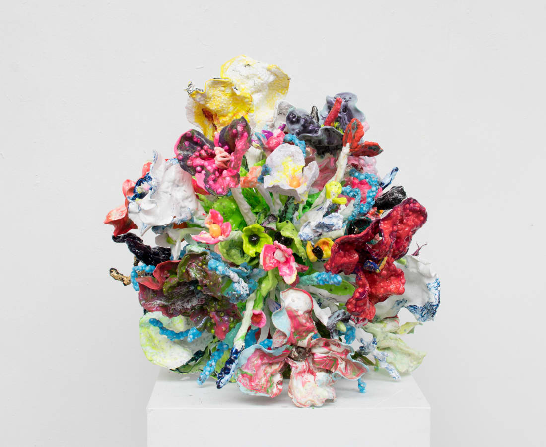 Stefan Gross, Flower Bomb - I, 2000-2019