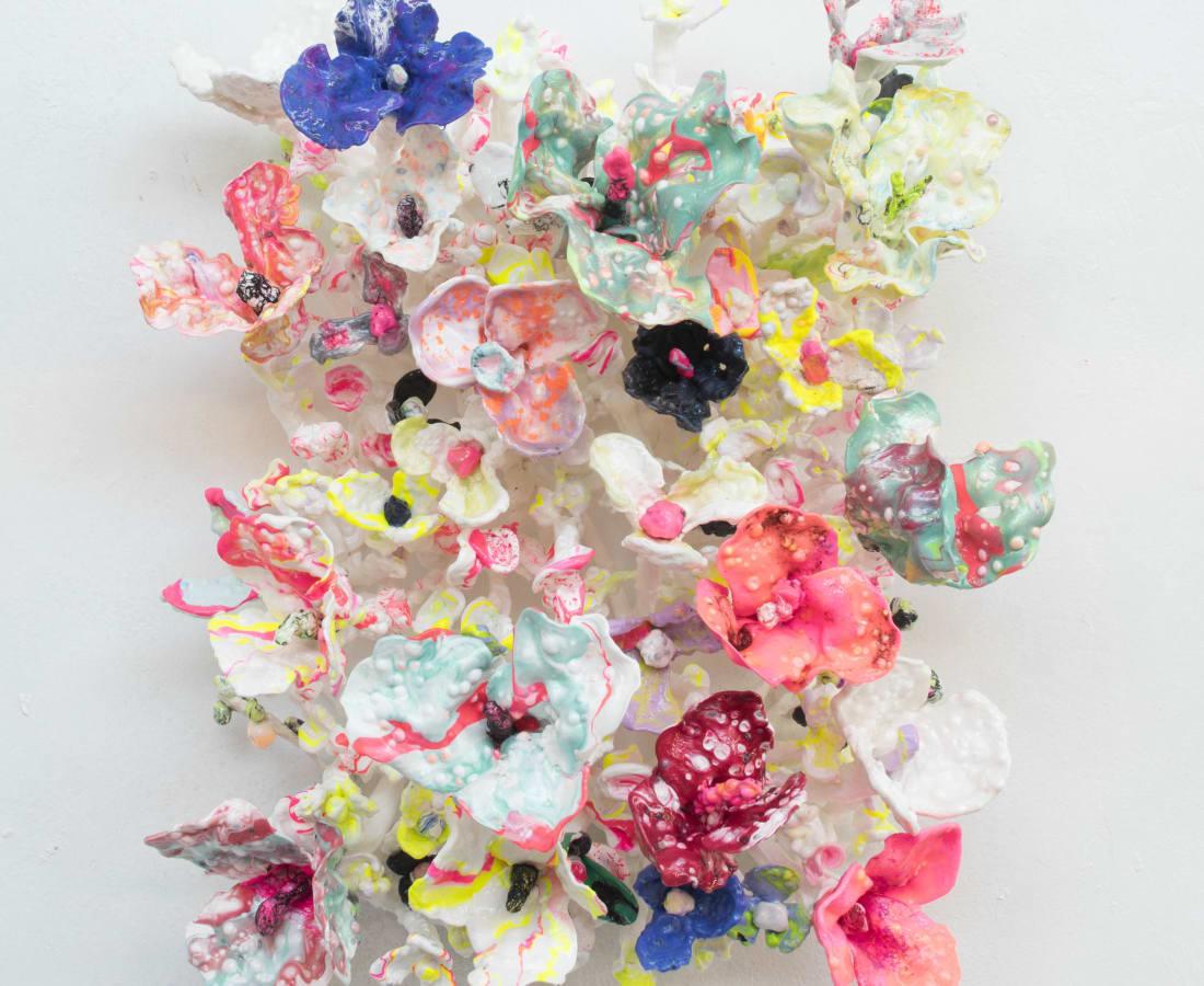 Stefan Gross, Flower Bonanza - VI