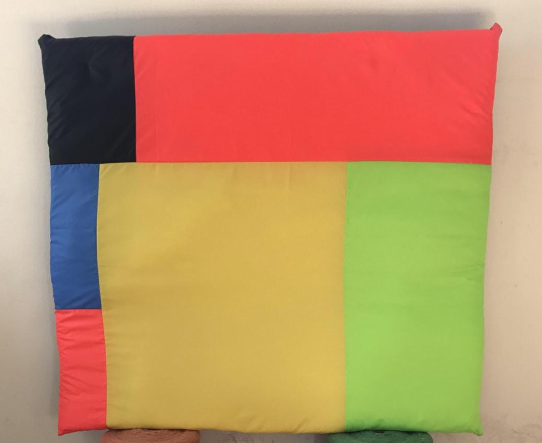 Mariadela Araujo, Flat pillow - III
