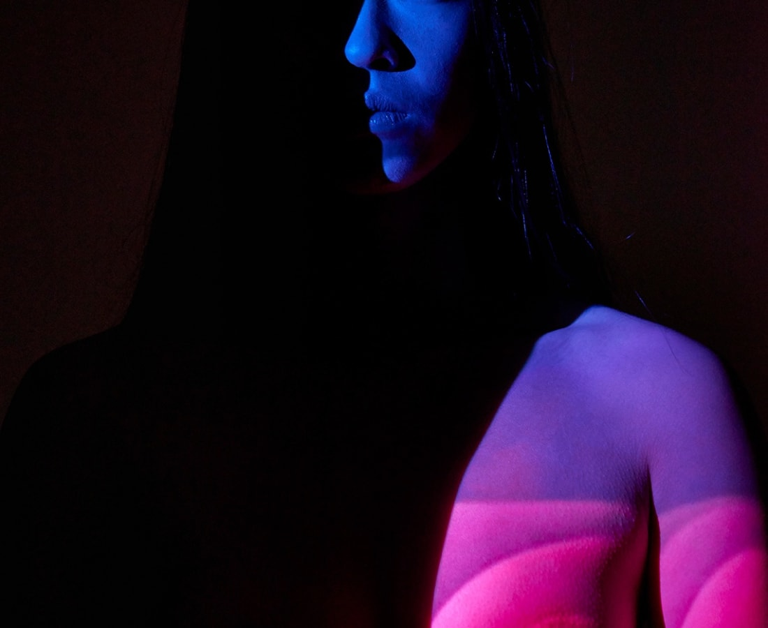 Carli Hermès, Blue Face