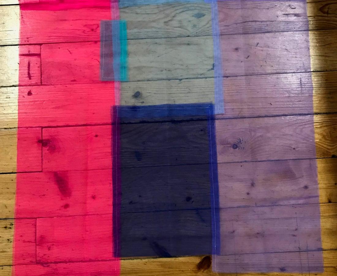 Mariadela Araujo, Planos Cromaticos - small II