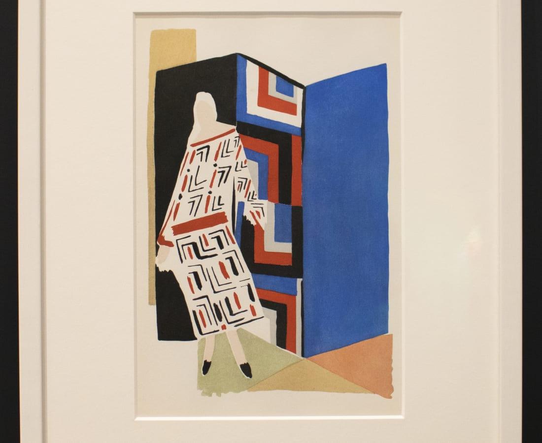 Sonia Delaunay, Untitled - 1, 1969