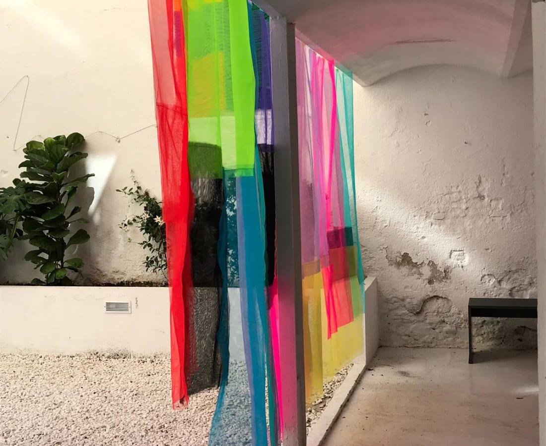 Mariadela Araujo, Planos Cromaticos - large I