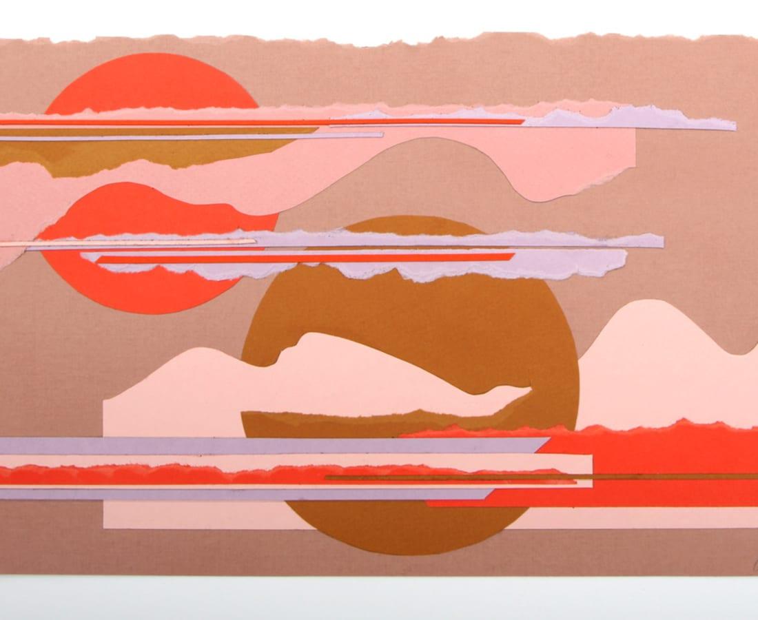 Colette Vermeulen, Pink desert