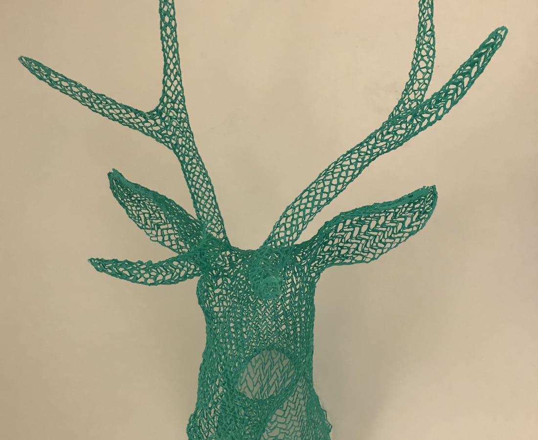 Green Waterdeer