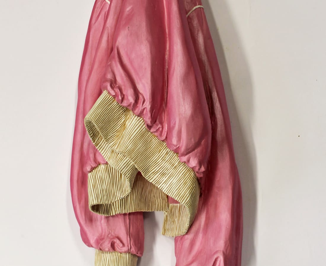 Jessi Strixner, Disco Jacket - Pink, 2020