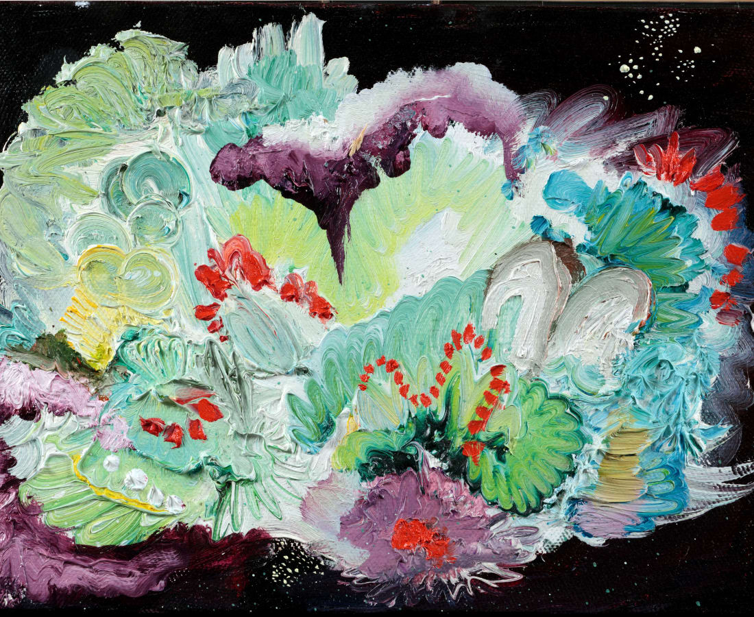 Sophie Steengracht, Untitled (flowers)