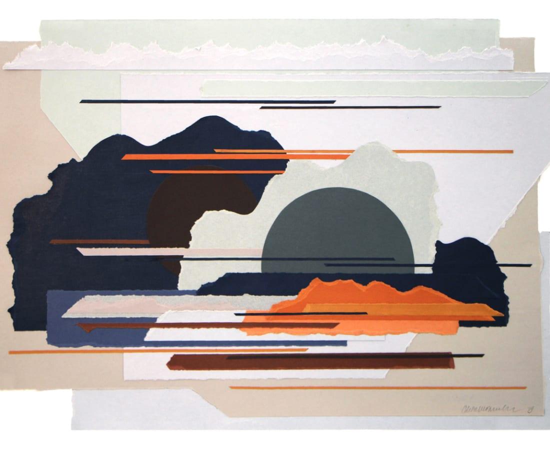 Colette Vermeulen, White Sands