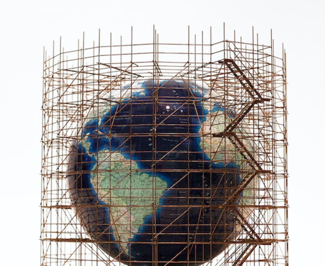 Wieland Vogel, Globe