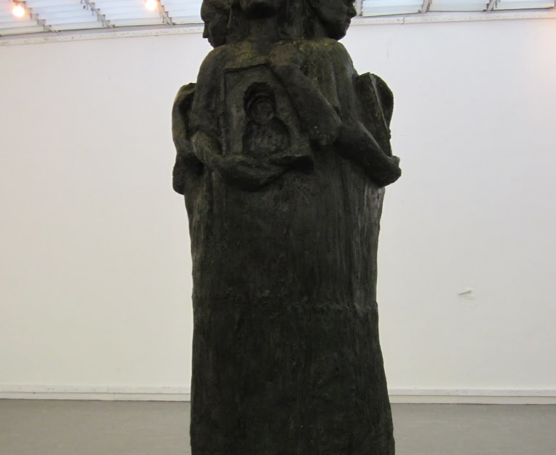Chandraguptha Thenuwara, The Monument, 2012