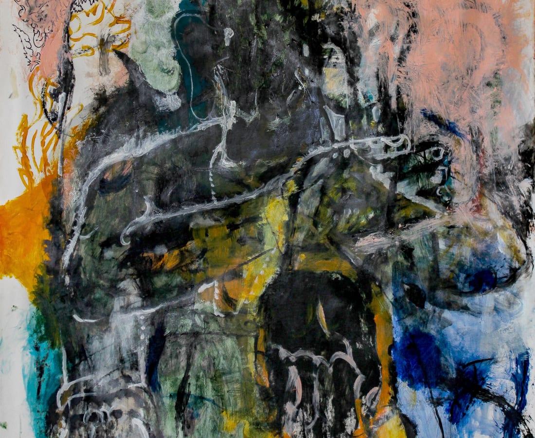 Jagath Weerasinghe, Untitled 01, 2018