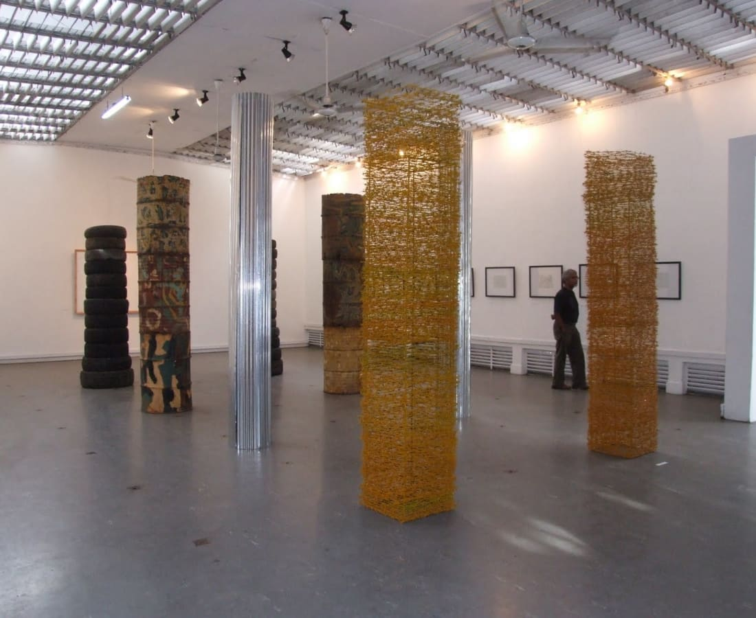 Chandraguptha Thenuwara, Columns Of Our Era, 2010